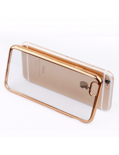 Frame silicon gold case