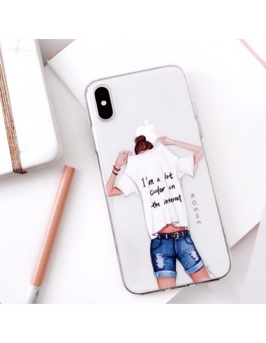 Cool girl case