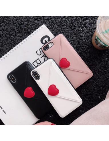 Heart in the pocket black case