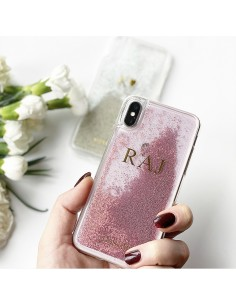 MONOGRAM LIQUID CASE