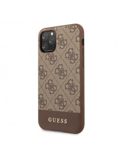 GUESS brown case