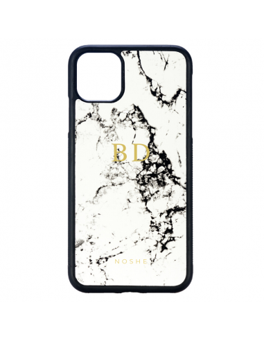 MONOGRAM MARBLE WHITE CASE