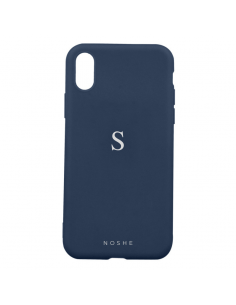 MONOGRAM SOFT DARK BLUE CASE