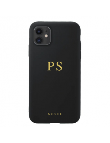 MONOGRAM SOFT BLACK CASE