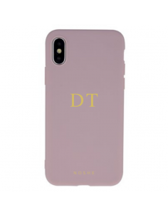 MONOGRAM SOFT ROSE CASE