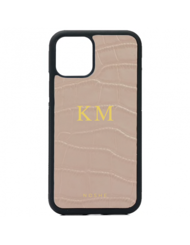 MONOGRAM ROSE CASE
