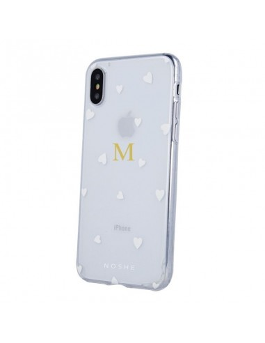 MONOGRAM HEARTS CASE
