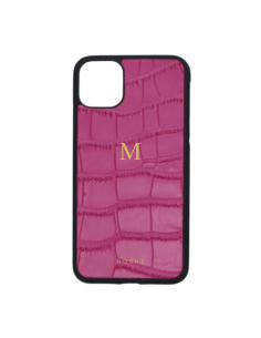 MONOGRAM FUKSJA CASE