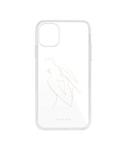 Love me case transparentny