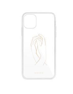 Touch case transparentny