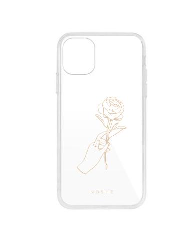 Rose case transparentny