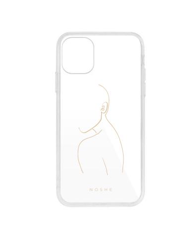 Soul case transparentny