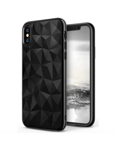 Origami classy black case