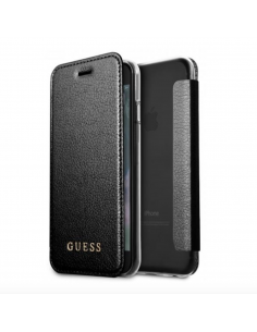 GUESS compact black case