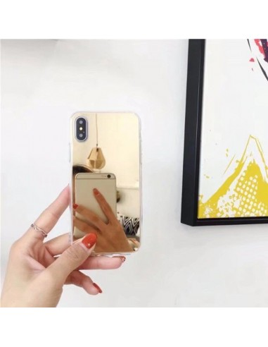 Mirror gold case